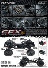 MST CFX Ford Bronco 4WD Kit thumbnail