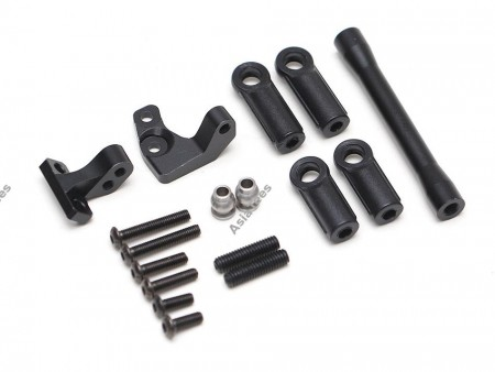 Boom Racing High Articulation Panhard Mount Set for BRX01