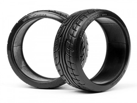 HPI 4421 ADVAN NEOVA AD07 T-DRIFT TIRE 26mm (2pc)
