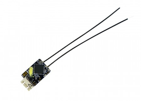 FrSky R-XSR Ultra Mini Redundancy Receiver with SBUS/CPPM output and S.Port/F.Port