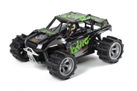1:18 RC 4WD OFFROAD KING GREEN 50 km/h