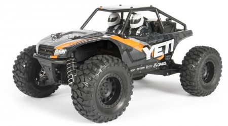Axial Yeti Jr. Rock Racer 1/18th 4WD RTR