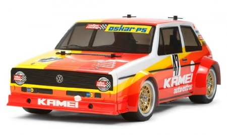Tamiya Golf Racing (Kamei) Grp.2 KIT 1:12 M-05