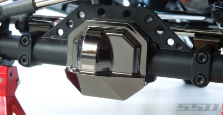 HD BRASS DIFF COVER FOR ENDURO