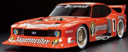 Tamiya 1/10 TT02 Zakspeed Ford Capri Turbo Gr.5 Kit