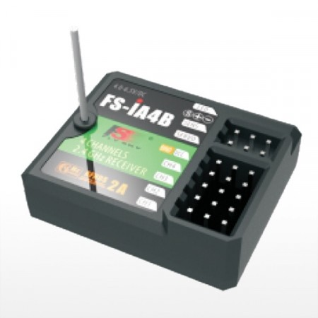 FLY-SKY 4 channel receiver for FS-IT4s, GT5 and GT2E