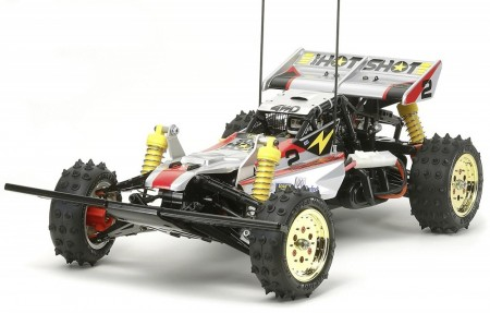 Tamiya Super Hot Shot (2012) Kit