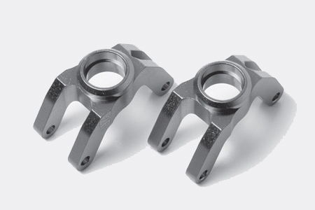 TT-01, TGS, Aluminium Toe-In Rear Uprights