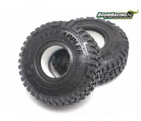 Boom Racing 1.55 MAXGRAPPLER Crawler Tire Gekko Compound 3.74
