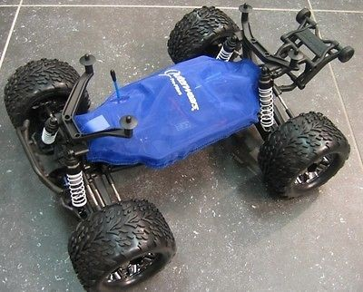 Traxxas Stampede 4X4 ESC Receiver Chassis Shroud by Outerwears