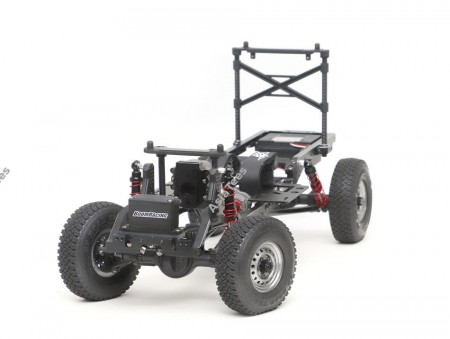 Boom Racing 1/10 4WD Radio Control Chassis Kit for BRX01