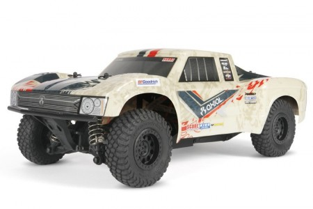 Axial Yeti Jr.™ SCORE® Trophy Truck® 1/18th 4WD - RTR