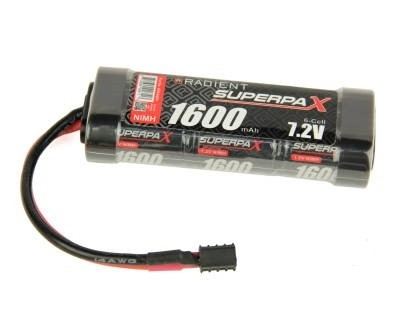 Drivbatterier NiMh 7,2V