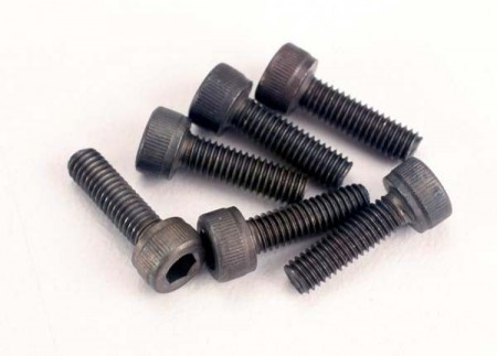Screws M3x10mm Cap-head Hex Socket (6)