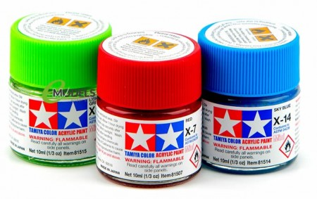 Tamiya Acrylic Paint (Mini)