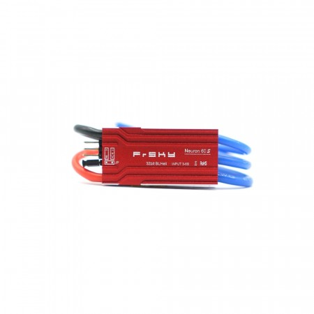 FrSky Neuron 60S BLHeli_32 ESC with diminished size and optional BEC (with USB Linker)