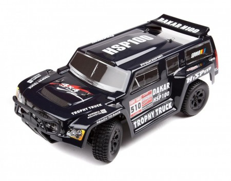 HSP Trophy Truck 1:10 Brushless :: Komplett