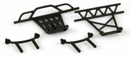 HLNA0023 Bumpers And Body Mounts - Animus/ SC