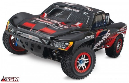 Traxxas Slash 4x4 Ultimate RTR TQi Telemetry TSM*
