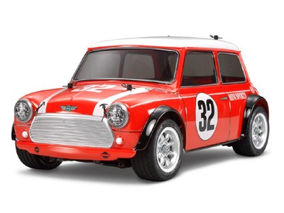 Tamiya Mini Cooper Racing (M-05)