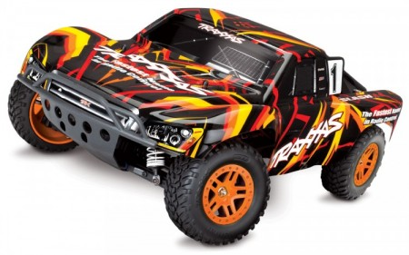 Slash 4x4 12T/XL-5 1/10 RTR TQ