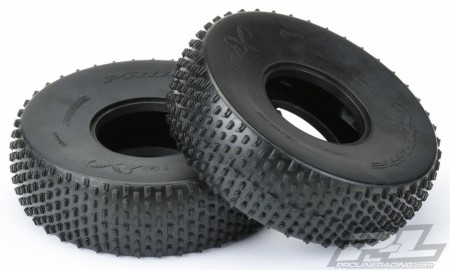 "Pro-Line Racing Ibex Ultra Comp 2.2"" Predator (Super Soft) Rock Terrain Truck Tires"