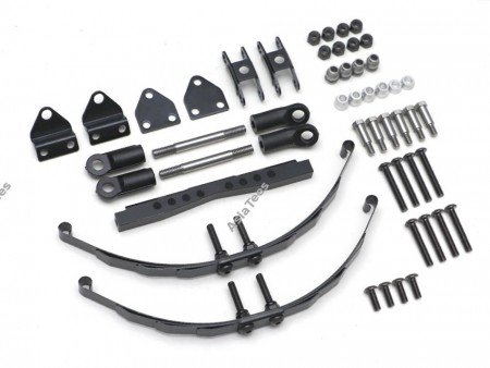Boom Racing Rear Leaf Spring Conversion Kit for BRX01