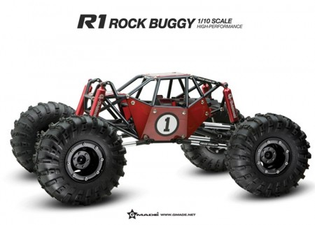 Gmade Crawler R1 ROCK BUGGY Kit