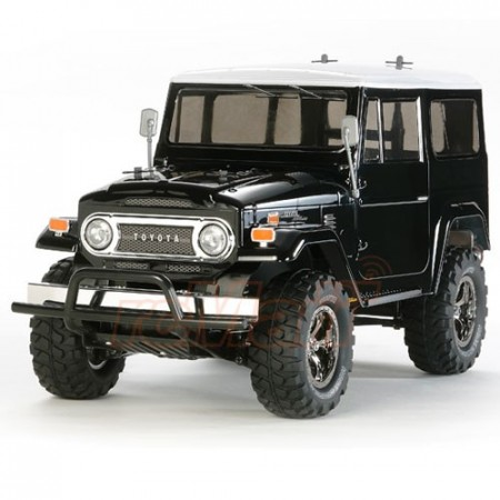 Tamiya Toyota Land Cruiser 40 - CC01 Black Sp. Painted Body