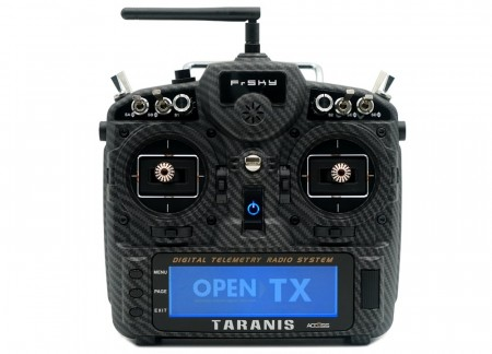 FrSky Taranis X9D Plus SE 2019 with R9M 2019 module