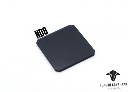 Team Blacksheep TBS Glass ND Filter - ND8
