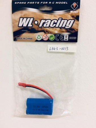 WL-Toys 6.4V Iron lithium battery L343