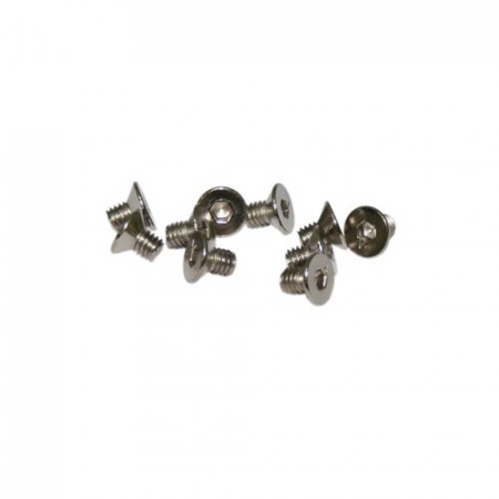 M4x6mm FLAT HEAD SCREWS (10pcs.)