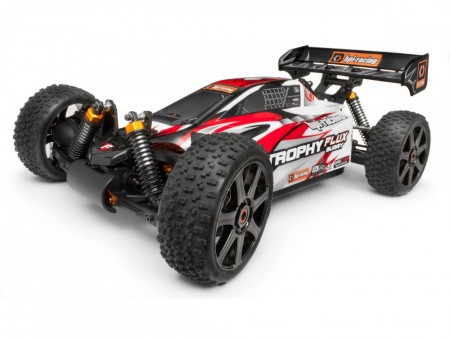 HPI-101806 Trimmed and Painted Trophy Buggy Flux RTR Body