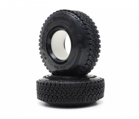 Boom Racing 1.55 SP Road Tracker Crawler Tire Gekko Compound 3.46x0.94 Inch (88x24mm) (2)