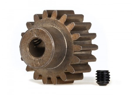 Pinion Gear 18T 1.0M Pitch for 5mm shaft