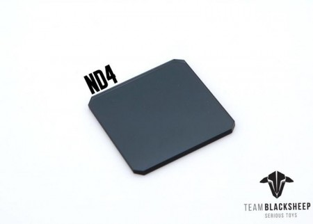 Team Blacksheep TBS Glass ND Filter - ND4