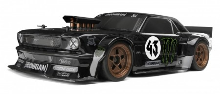 HPI RS4 Sport 3 1965 HOONICORN Ford Mustang 4WD RTR