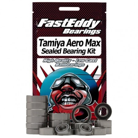 Tamiya Aero Max (56309) Sealed Bearing Kit