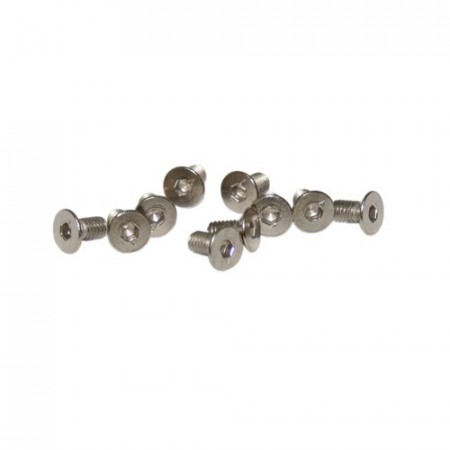 M4x12mm FLAT HEAD SCREWS (10pcs.)