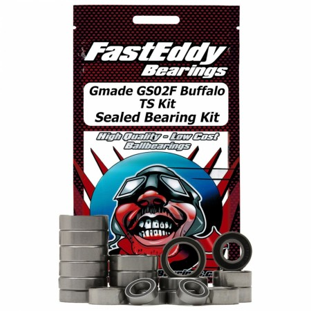 Gmade GS02F Buffalo TS Kit Sealed Bearing Kit